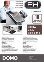 Domo DO429K User Manual