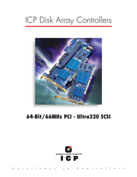 ICP GDT8514RZ 2074700GE-R Benutzerhandbuch