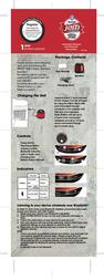 HMDX HX-P230 HX-P230PUA-EU Leaflet