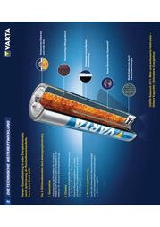 Varta High Energy AA 04906110414 Information Guide