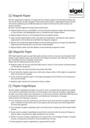 Sigel IP440 Data Sheet