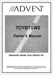 Advent TOYBTSW2 User Manual
