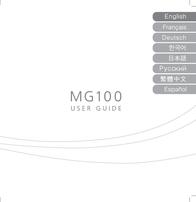 MPIO MG100 4GB 1001198 User Manual