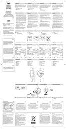 Helios Preisser DIGI-MET® Instrument 1723 502 Reading range(s) 12.5 mm Reading 0,005 mm Accuracy 0,004 mm 1723 502 Data Sheet