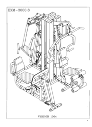 Body Solid 1004 User Manual