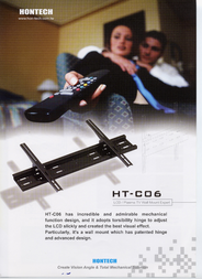 Hontech HT-C06 Leaflet