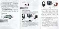 Lioncast LX16 HEADSET PS3,XBOX360,PC,MAC 11871 Data Sheet