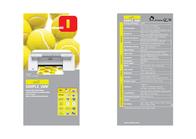 Olivetti SIMPLE_WAY wifi B9356000 Leaflet