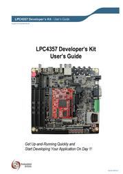 Embedded Artists LPC4357Developer's Kit EA-OEM-511 EA-OEM-511 Data Sheet
