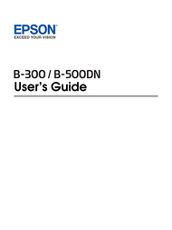 Falcon B-300 User Manual