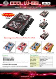 EverCool HD-CW-SR Leaflet
