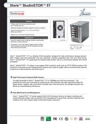 AIC 1TB w/ tray XT-HDD-WD1TBCT1-A1 Leaflet
