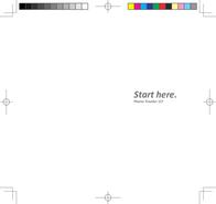 Pharos traveler 117 Quick Setup Guide