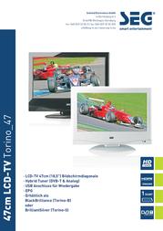 SEG Torino 10000299 Leaflet
