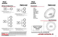 MTX TN12-02 Leaflet