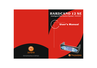 Thermaltake Hardcano 12 SE Fan Controller A2349 User Manual