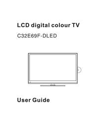Cello C32E69F User Manual