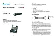 Led Lenser M7 8307 User Manual