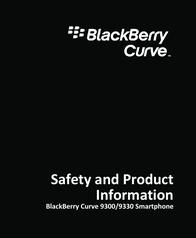 BlackBerry 9300 User Guide