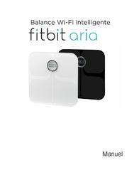 Fitbit Aria FB201W User Manual