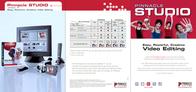 Pinnacle Studio Plus MovieBox Deluxe Version 9 202262073 Leaflet