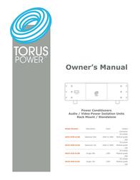 Torus Power Yard Vacuum A024-HCB-A1AB User Manual