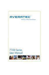 Averatec 7100 User Manual