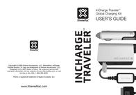 XtremeMac InCharge Traveler For iPod EU IPD-ICT-02 User Manual