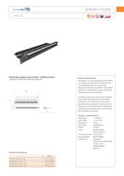 Brand-Rex C6CPNLU24012M Leaflet