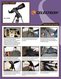 Celestron NexStar 102SLT 22096 User Manual
