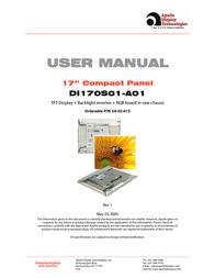 Apollo SA-02-015 User Manual