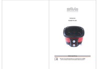 Silva Homeline MK 1650 912137 Data Sheet