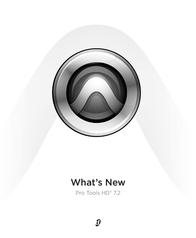 Avid Technology Pro Tools HD 7.2 User Manual