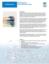 Cisco DataLINXS Rack Mount Fiber Optic Enclosures 데이터 시트