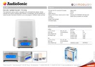 AudioSonic CL-505 Leaflet