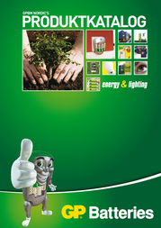 GP Batteries D GP13AUTR-U2 User Manual