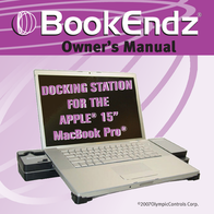 Bookendz BE-MBP15F User Manual