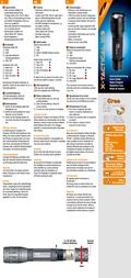 liteXpress X-Tactical 103 LXL441301 Data Sheet
