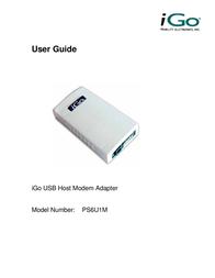 Mobility Electronics PS6U1M User Manual