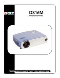 Luxeon D315M User Manual