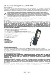 Segula 50883 User Manual