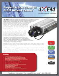 4XEM 4X-IP7151 Leaflet