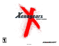 games-sony-ps--psx xenogears Manuale Utente