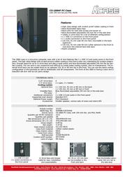 AplusCase CS-188AF 12233 Leaflet