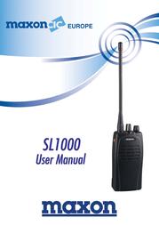 Muratec SL1000 User Manual