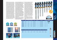 Eden Waterparadise Fish tank heater 57351 57351 Data Sheet