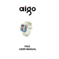Aigo F029 User Manual