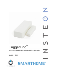Smarthome Stud Sensor 2421 User Manual