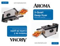Aroma ADF-198 User Manual
