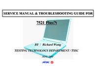 MiTAC 7521 PLUS/N User Manual